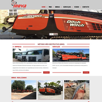Agência Web em Campinas - SP