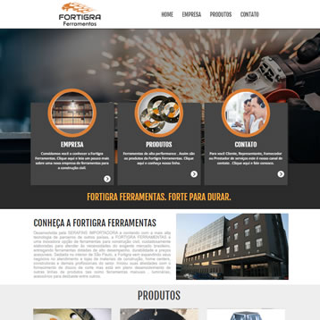 Criação de Site em São Paulo - SP
