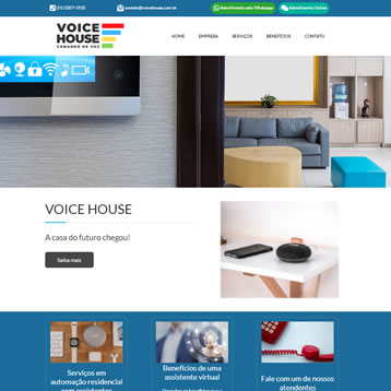 Criação de Site, Websites em São Paulo - SP