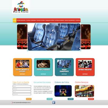 Desenvolvimento de Web Sites Para Tablets