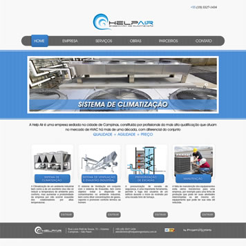 Desenvolvimento de Web Sites Responsivos Vinhedo - SP