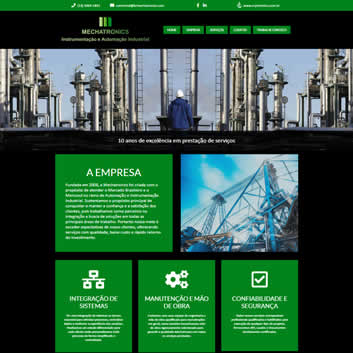 Desenvolvimento de Web Sites Responsivos