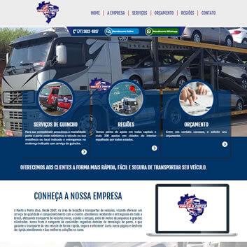 Criação de Sites Responsivos em Louveira - SP