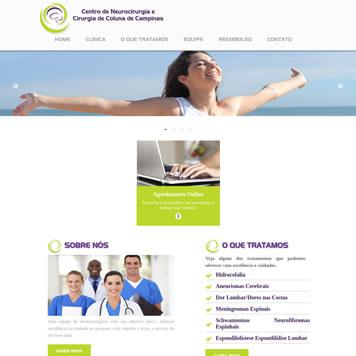 Criação e Desenvolvimento de Sites para PR