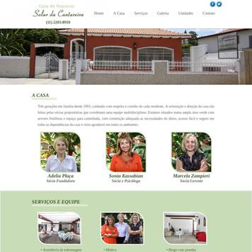 Desenvolvimento e Criação de Websites para Empresas de Pequeno Porte