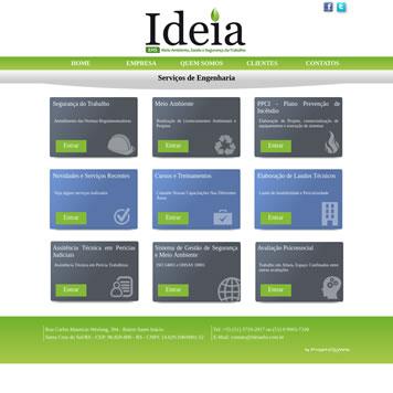 Criacao de Sites para pequenas Empresas
