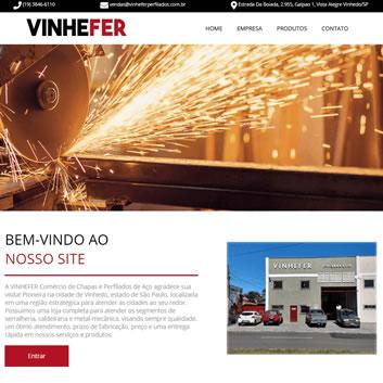 Websites Para Pequenas Empresas em Campinas - SP