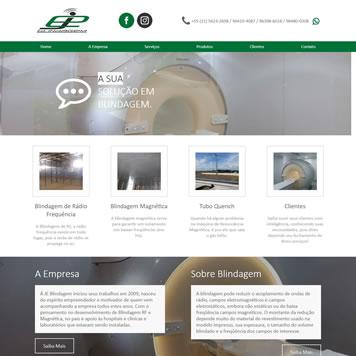 Crie o Seu Website