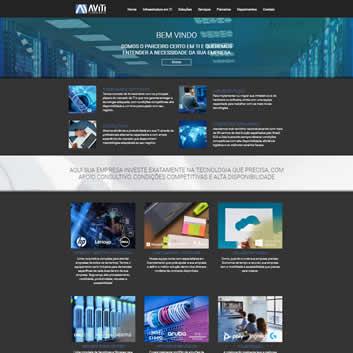 Empresa de Sites Com Design Responsivo