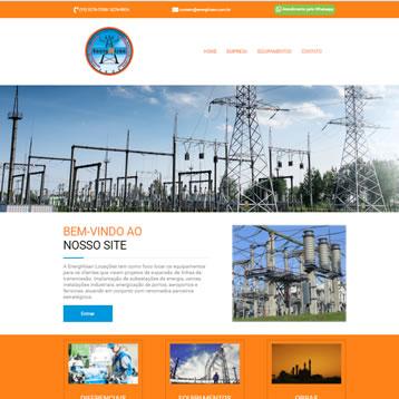 Site de Empresa que Faz Logotipo
