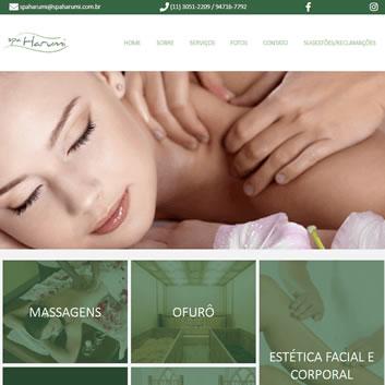 Sites Otimizado SEO com Design Responsivo em Valinhos - SP