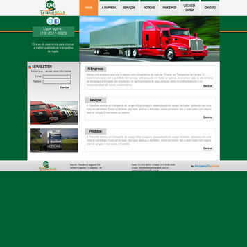 Web Site Otimizado SEO com Design Responsivo