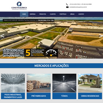 Empresas que Constroem Sites em Vinhedo SP